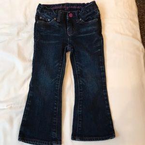 77Kids by American 🦅 flare jean . Size 2. EUC